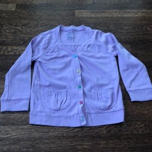 Girls Baby Gap cotton Cardigan